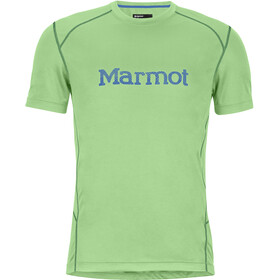 Marmot Windridge Graphic SS Tee Men kelly green